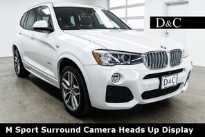 2017_BMW_X3_xDrive28i M Sport Surround Camera Heads Up Display_ Portland OR