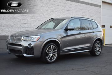 2017_BMW_X3_xDrive28i M Sport_ Willow Grove PA