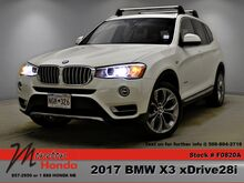 2017_BMW_X3_xDrive28i_ Moncton NB