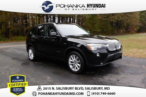 2017_BMW_X3_xDrive28i **NICE TRADE**_ Salisbury MD