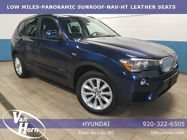 2017 BMW X3 xDrive28i Plymouth WI
