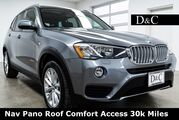 2017 BMW X3 xDrive28i Portland OR