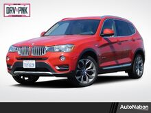 2017_BMW_X3_xDrive28i_ Roseville CA