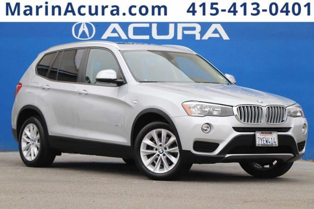 2017 BMW X3 xDrive28i Sports Activity Vehicle Corte Madera CA