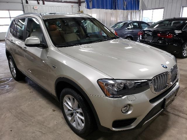 2017 BMW X3 xDrive28i Sports Activity Vehicle Pittsfield MA