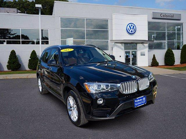 2017 BMW X3 xDrive28i Sports Activity Vehicle Wellesley MA