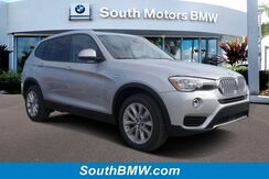 2017_BMW_X3_xDrive28i_ Miami FL