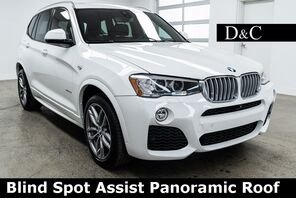 2017_BMW_X3_xDrive35i Blind Spot Assist Panoramic Roof_ Portland OR