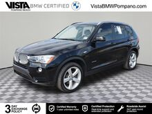 2017_BMW_X3_xDrive35i_ Coconut Creek FL