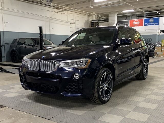 2017 BMW X3 xDrive35i Denver CO