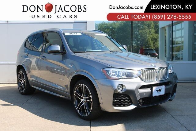 2017 BMW X3 xDrive35i Lexington KY