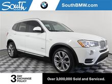 2017_BMW_X3_xDrive35i_ Miami FL