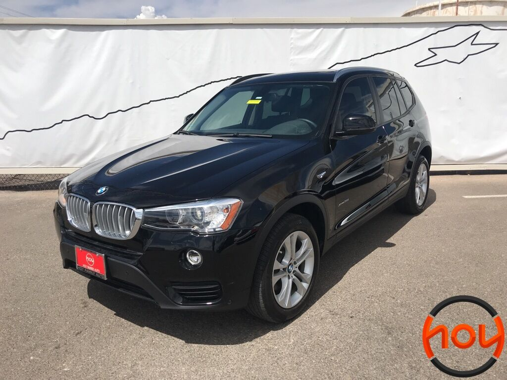 2017_BMW_X3_xDrive35i Sports Activity Vehicle_ El Paso TX