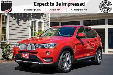 2017_BMW_X3_xDrive35i x-Line_ Boxborough MA