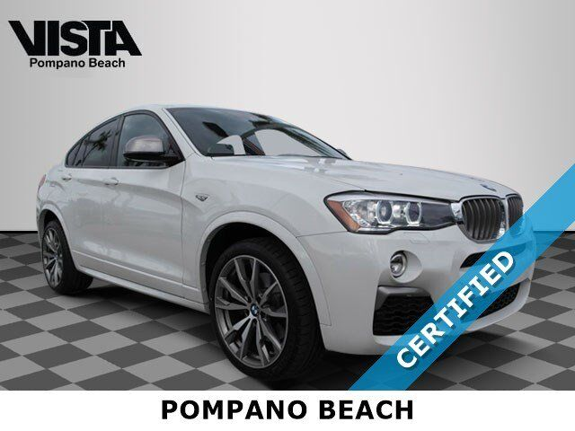 2017 BMW X4 M40i Coconut Creek FL