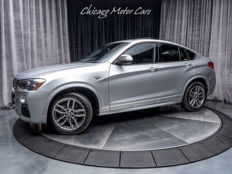 2017_BMW_X4 M40i_M Sport_ Chicago IL