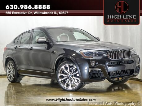 2017_BMW_X4_M40i_ Willowbrook IL