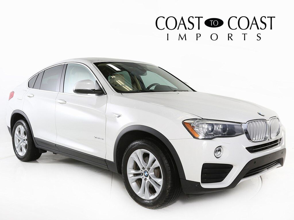 2017 BMW X4 xDrive28i Indianapolis IN