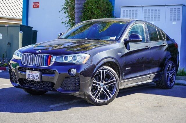 2017 BMW X4 xDrive28i Redwood City CA