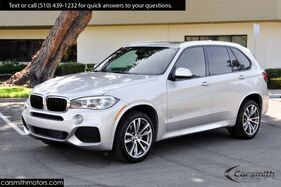 2017_BMW_X5 3.5 M Sport with Drivers Assistance Plus MSRP $72,140_Drivers Assistance/Premium Pkg/20 Wheels/Apple Play_ Fremont CA