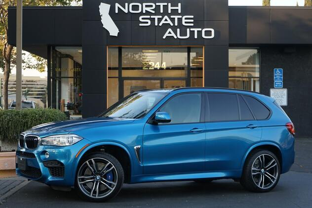 2017_BMW_X5 M__ Walnut Creek CA