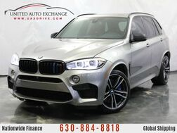 2017_BMW_X5 M_4.4L Twinpower Turbo V8 Engine_ Addison IL