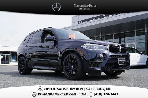 2017_BMW_X5 M_AWD ** Pohanka Certified 10 Year / 100,000 **_ Salisbury MD