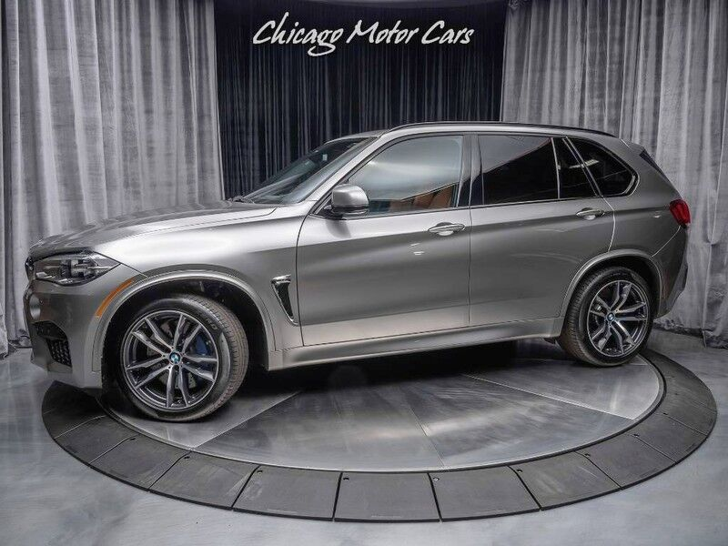 2017_BMW_X5 M_SUV **MSRP $113,095**_ Chicago IL