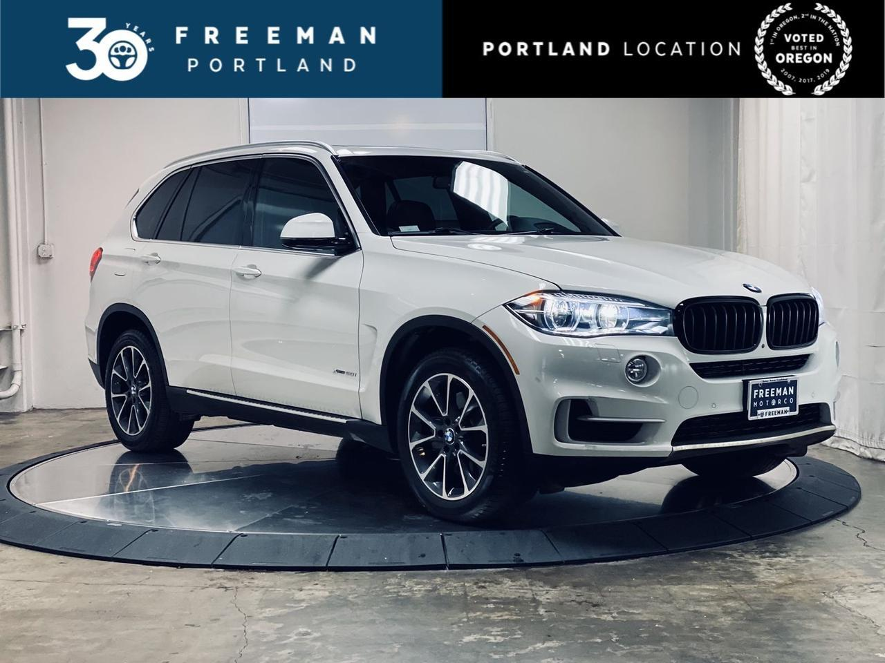2017 BMW X5 XDrive50i Heads Ups Display Heated Front & Rear Seats Portland OR