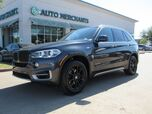 2017 BMW X5 eDrive,MSRP $71,870, Premium Package, Driving Assistance Plus*** Panoramic Roof, Navigation System