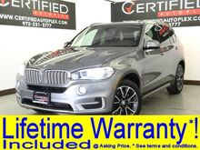 2017_BMW_X5_sDRIVE35i Navigation Panoramic Roof Rear Camera Park Assist Heated Leather_ Carrollton TX