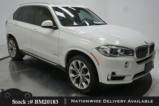 2017_BMW_X5_sDrive35i LUXURY,DRVR ASST,NAV,CAM,PANO,HEADS UP_ Plano TX