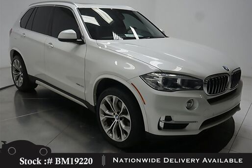 2017_BMW_X5_sDrive35i LUXURY,DRVR ASST,NAV,TOP CAM,PANO,20IN W_ Plano TX