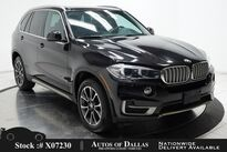 BMW X5 sDrive35i NAV,CAM,PANO,HTD STS,PARK ASST,19IN WHLS 2017