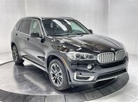 BMW X5 sDrive35i NAV,CAM,PANO,HTD STS,PARK ASST,19IN WLS 2017