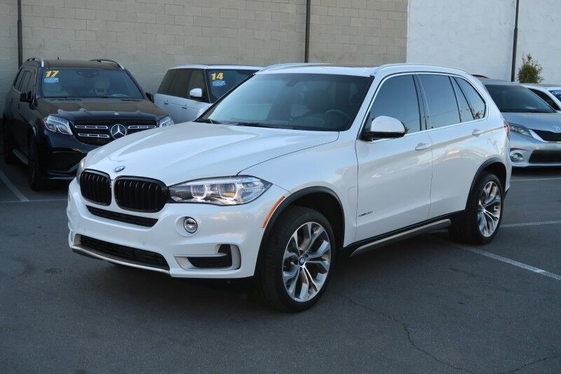 2017 BMW X5 sDrive35i PANORAMA ROOF / PREMIUM PACKAGE/3RD ROW SEATS/ Monterey Park CA