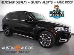2017_BMW_X5 sDrive35i_*XLINE, HEADS-UP DISPLAY, NAVIGATION, BLIND SPOT ALERT, TOP/SIDE/REAR CAMERAS, PANORAMA MOONROOF, MULTI-CONTOUR HEATED SEATS, BLUETOOTH_ Round Rock TX