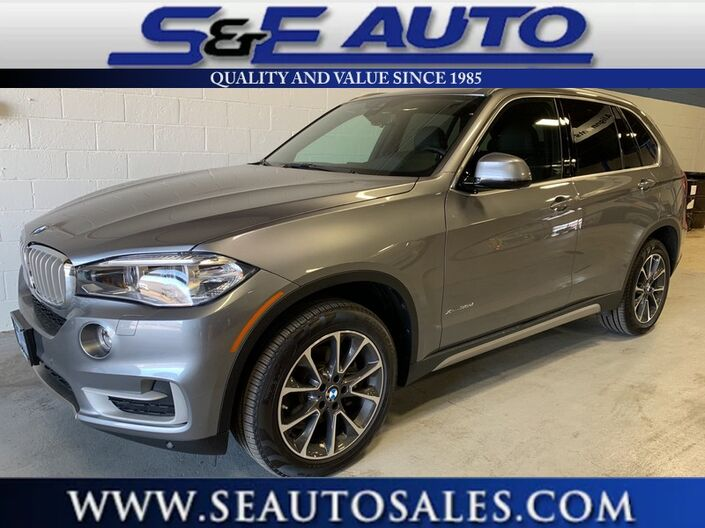 2017 BMW X5 xDrive35d Weymouth MA