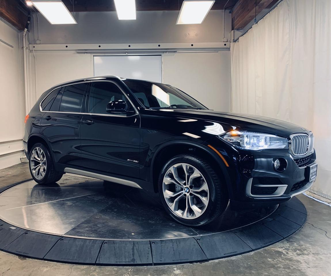 2017 BMW X5 xDrive35i 19k Miles Back-Up Cam Nav Pano Htd Seats Portland OR