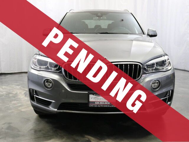 2017 BMW X5 xDrive35i AWD **SERVICED UP TO DATE AT THE LOCAL BMW DEALER** Addison IL