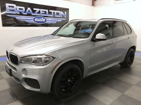 2017 BMW X5 xDrive35i, M-Sport, Apple CarPlay, Drv Assit Plus, Premium Pkg, HK Sound Houston TX