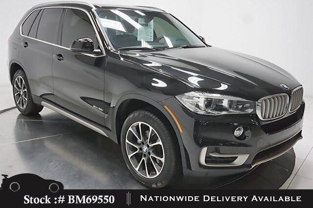 2017 BMW X5 xDrive35i NAV,CAM,PANO,HTD STS,PARK ASST,19IN WLS Plano TX