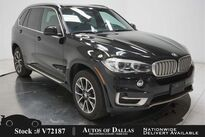 BMW X5 xDrive35i NAV,CAM,PANO,HTD STS,PARK ASST,19IN WLS 2017