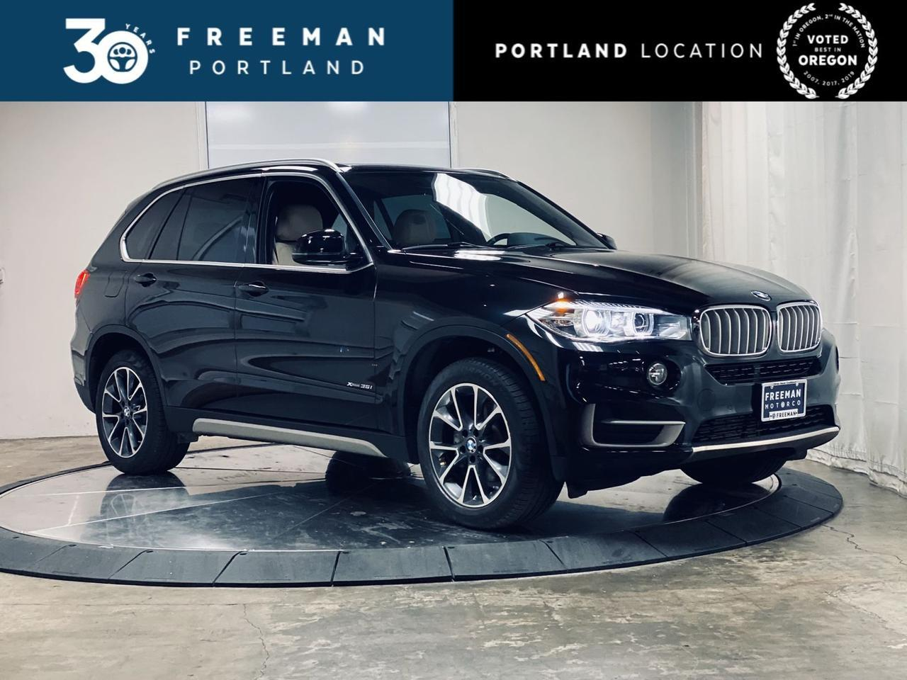 2017 BMW X5 xDrive35i Pano Heated Steering Wheel Backup Cam Portland OR