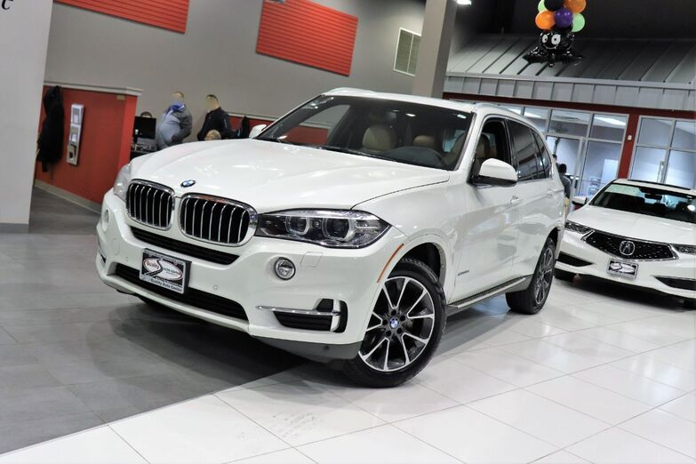 2017 BMW X5 xDrive35i Premium Luxury Cold Weather Driving Assist Package 3rd Row Seats Running Boards Harman Kardon Multi contour Seats Panoramic Roof 1 Owner Springfield NJ