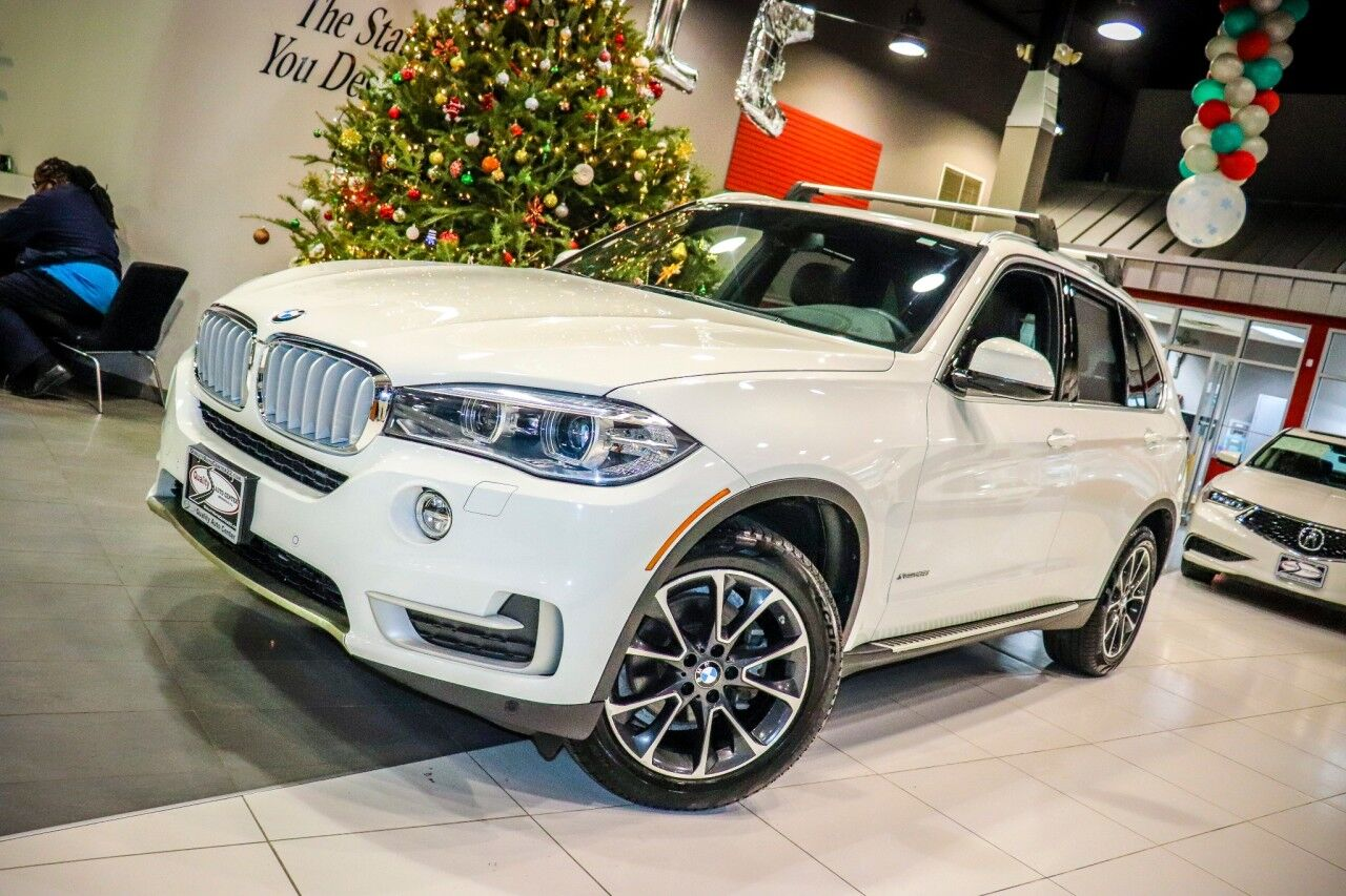 2017 BMW X5 xDrive35i Premium Package Driving Assistance Cold Weather Running Boards 1 Owner Springfield NJ
