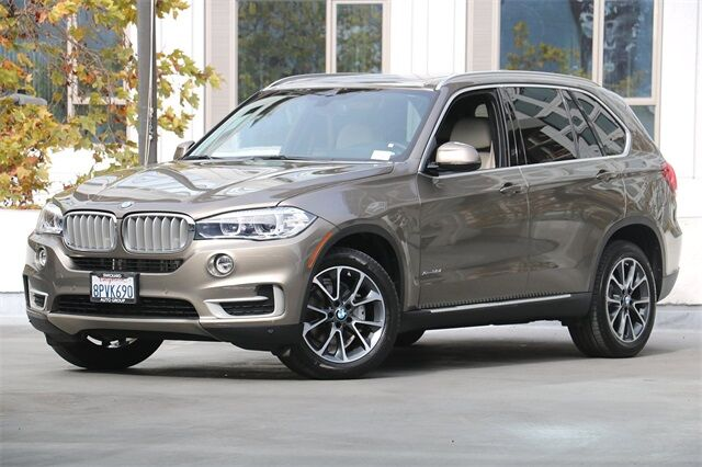 2017 BMW X5 xDrive35i San Francisco CA