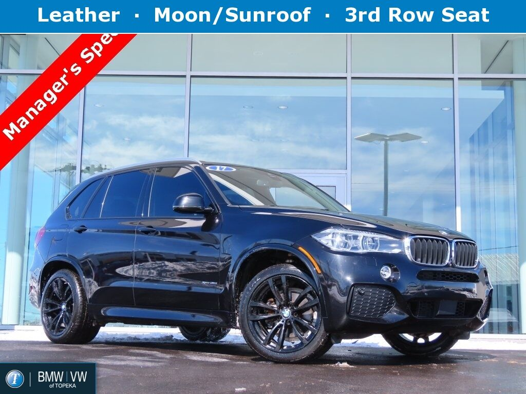2017 BMW X5 xDrive35i Topeka KS