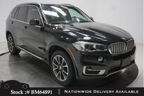 BMW X5 xDrive35i X LINE,DRVR ASST,NAV,CAM,PANO,HEADS UP 2017