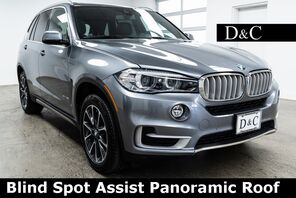 2017_BMW_X5_xDrive35i xLine Blind Spot Assist Panoramic Roof_ Portland OR